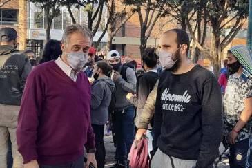 El Frente de Izquierda-Unidad de Tigre se presenta para dar pelea contra los candidatos de las patronales