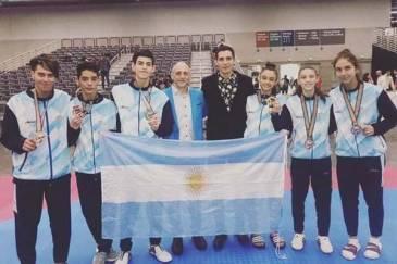 El tigrense David Báez consiguió la medalla de bronce en el Torneo Panamericano de Taekwondo