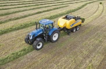 New Holland Agriculture lleva su tecnología y productividad a Expoagro como Tractor Oficial