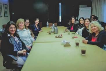 Encuentro de mujeres empresarias en Quilmes organizado por FOGABA y MEFEBA