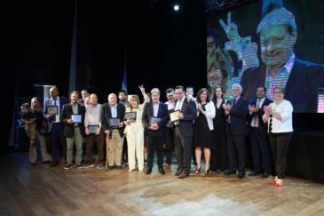 Osvaldo Cáffaro, concejales y consejeros escolares electos juraron en una fiesta de la democracia