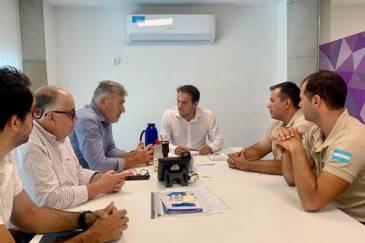 Seguridad: Municipio y Prefectura acuerdan intensificar los trabajos conjuntos