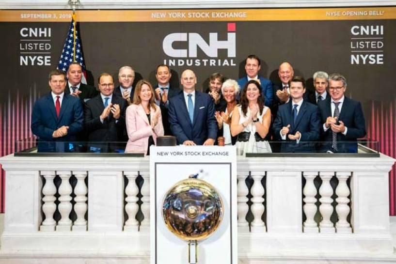 "CNH Industrial presenta la estrategia ""Transform 2 Win"""