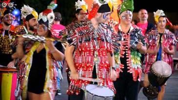Llega el Festival de Carnaval Sustentable a Villa Crespo