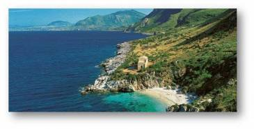 Sicilia a pie