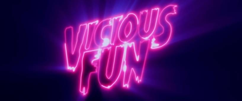 Particular Crowd, Breakthrough Entertainment y Black Fawn Films presentan el primer trailer y póster de su nueva comedia de horror retro, Vicious Fun