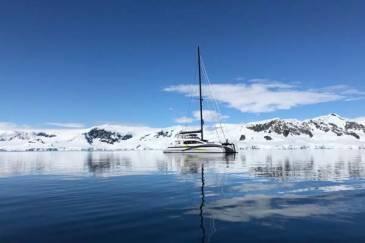 Antartic Explorers: Tesacom creó alianza con la familia argentina de exploradores que recorre el mundo en un velero