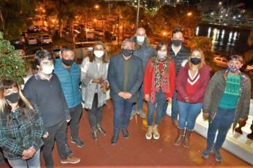 El Frente de Todos de Tigre mantuvo su unidad y presentó a sus candidatos para las PASO 2021
