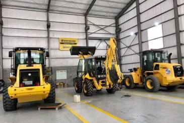 Desde la Patagonia argentina, continúa la capacitación a profesionales en el uso de maquinaria vial y movimiento de suelos