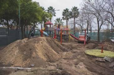 Comenzó la obra de remodelación del Parque Urbano
