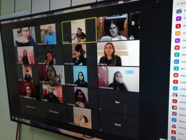El Municipio acompaña a los jóvenes a través de distintos programas virtuales