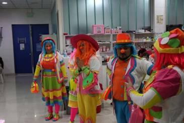 Llegaron los Payamédicos al Hospital de Pediatría de Malvinas Argentinas