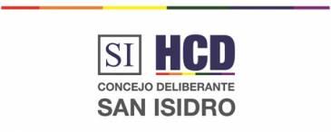 El HCD de San Isidro repudia la violencia de género sufrida por la concejal Rosalía Fucello