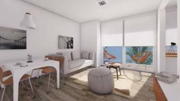 Lanzan un nuevo emprendimiento inmobiliario en el barrio de Núñez