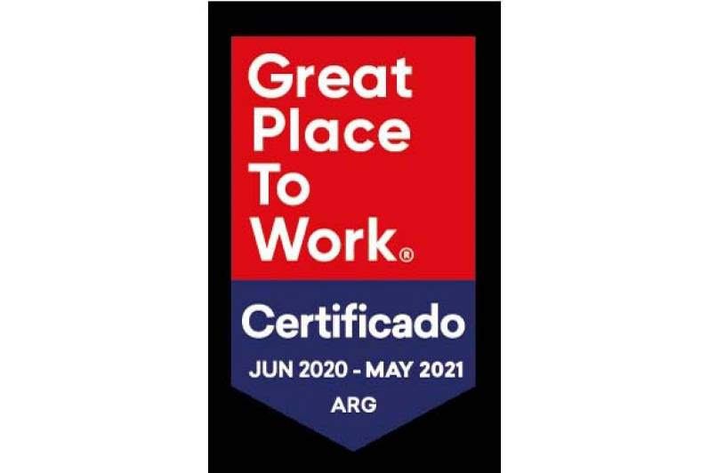 CNH Industrial recibe la certificación Great Place to Work en América del Sur