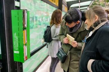 """""""Los libros circulan"""", en 2019: cerca de 17 mil ejemplares pasaron por las paradas del Metrobús"""