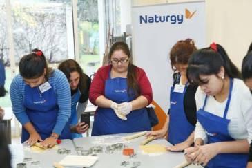 Naturgy lanzó el programa Energía del Sabor 2019 en Vicente López