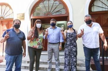 Convenio Nacional para la Integración de los Barrios Populares de San Isidro