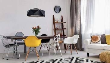 Maneras de combinar sillas para comedor y que luzca fantástico