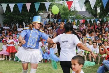 """Gran festejo en el cierre de fin de año del Centro de Desarrollo Infantil """"El Principito"""""""