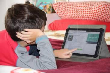 Educación implementó distintos canales para que los alumnos de Vicente López continúen cursando