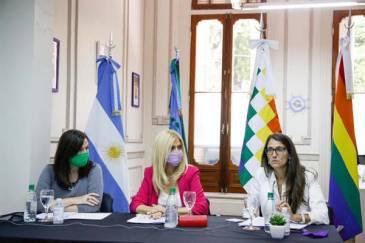 """Se presentó la Campaña Nacional """"Cuidar en igualdad"""" en la provincia de Buenos Aires"""