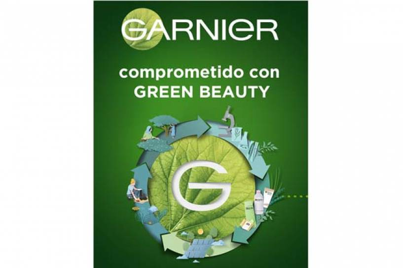 Garnier lanza la iniciativa transformadora Green Beauty