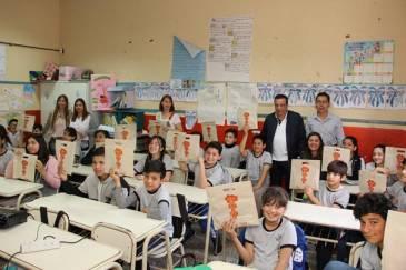 Finalizó la primera etapa del Programa Ciudad Rayuela