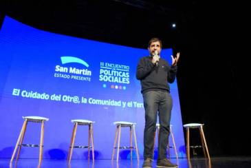El Municipio realizó el 3° Encuentro de Políticas Sociales
