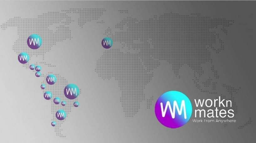 "WorknMates: una solución para la modalidad ""Work From Anywhere"""