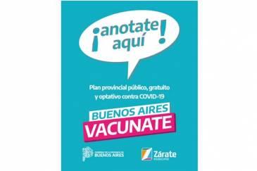 El Municipio te ayuda a inscribirte vía Web para poder recibir la vacuna contra el COVID-19