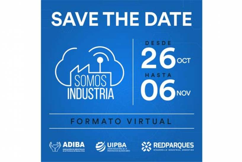 Se viene Somos Industria 2020 virtual, el gran evento para el sector industrial