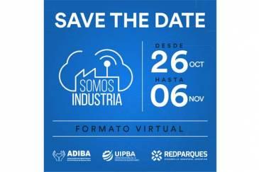Se viene Somos Industria 2020 virtual, el gran evento para el sector industrial