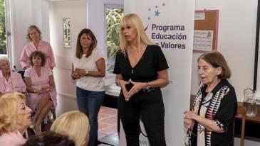 El Centro de Diagnóstico Rossi se sumó al Programa de Educación en Valores