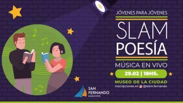 """Se hará la primera competencia """"Slam"""" de Poesía"""