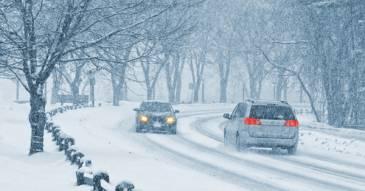 Vacaciones de invierno: manejar en la nieve de forma segura