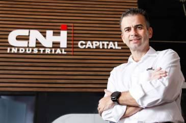 CNH Industrial Capital desembarca en Chile
