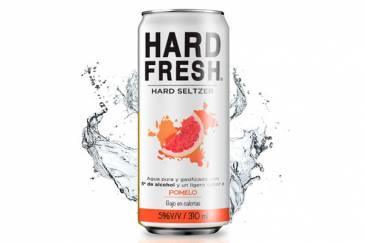 Hard Fresh: lo último en tendencias en bebidas con alcohol baja en calorías, ahora disponible en Argentina