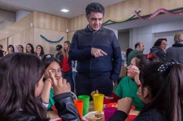 Impulsan puentes pedagógicos entre los Centros Barriales