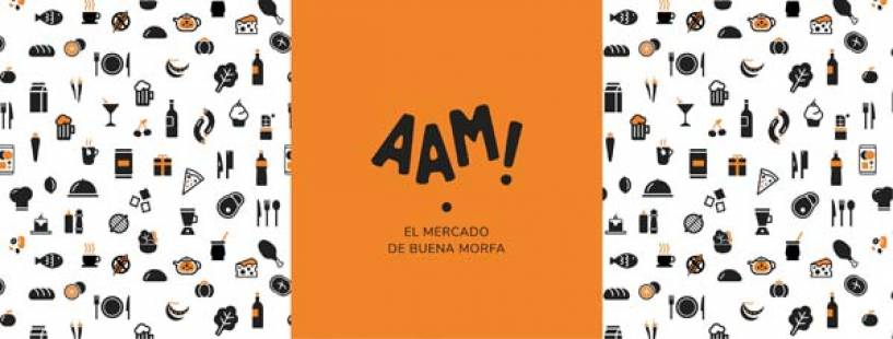 "Nace ""AAM!"" El primer mercado virtual by Buena Morfa Social Club"