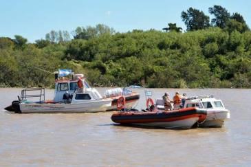 Recomendaciones para navegantes que transitan por el Delta de Tigre con embarcaciones a motor