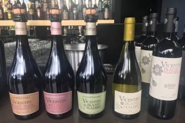 Se agranda la familia de vinos y espumantes de Vicentín y Sottano