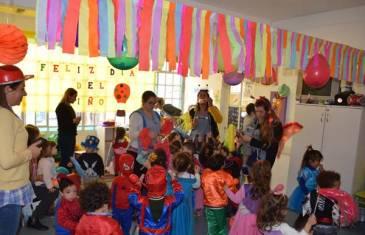Celebración del Día del Niño en el Espacio de Primera Infancia