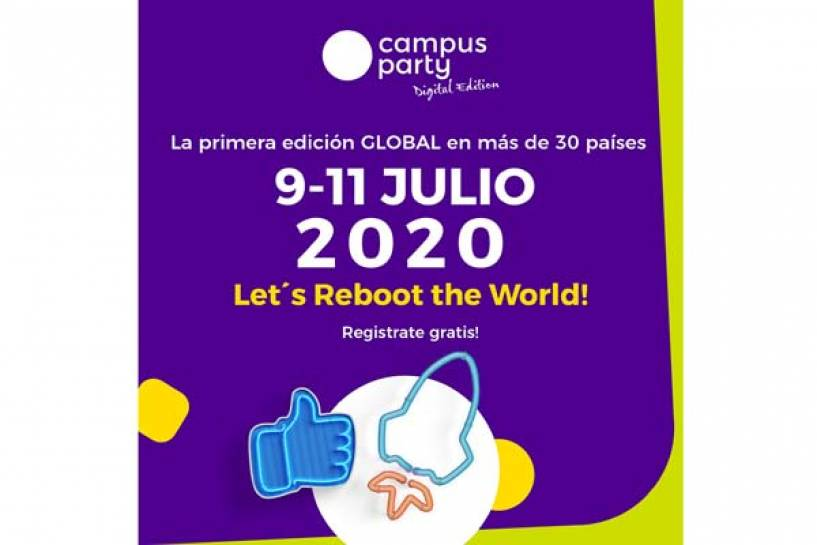 Campus Party regresa a la Argentina con una nueva edición digital, global y gratuita