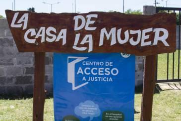 El Centro de Acceso a la Justicia estuvo en Baradero brindando una jornada de orientación y asesoramiento legal