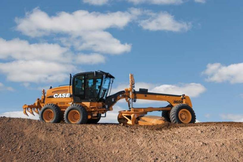 CASE Construction Equipment promueve el desarrollo vial en Santa Fe