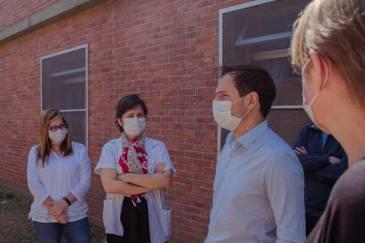 A pesar de la pandemia, el hospital y los CAPS atendieron más de 170 mil consultas durante 2020
