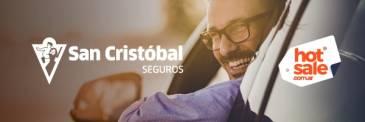 San Cristóbal Seguros se suma al Hotsale 2021