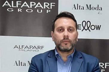 Alfaparf Group designó a Esteban Menna como Gerente Comercial para sus marcas profesionales Alfaparf Milano y Yellow