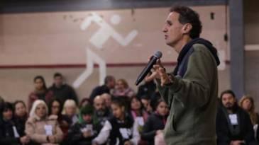 Gabriel Katopodis participo de la apertuda del Pre Encuentro de Políticas Sociales